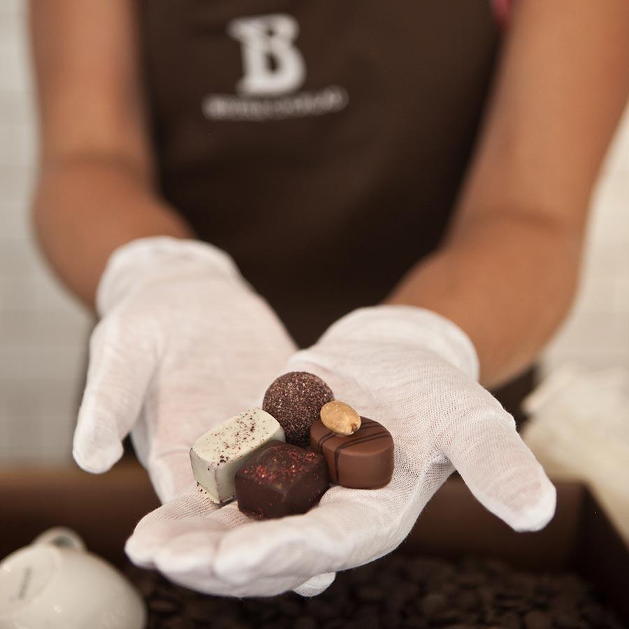 Choklad göteborg butik